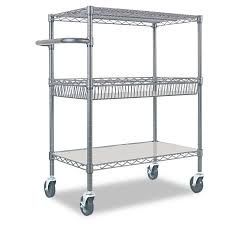 office rolling cart. ALESW543018BA Thumbnail 1 Office Rolling Cart I