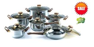 pot sets on sale. Delighful Pot Sell Stainless Steel Cookware Set Stock 1 Pot Sets On Sale Calphalon Pots  And Pans In Pot Sets On Sale E
