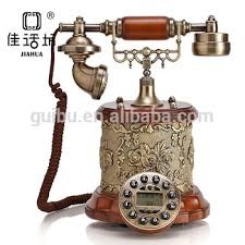 Small Picture Idea Wooden Home Items Handmade Decorative Telephone For Gift Gbd