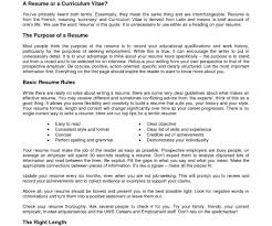 Things To Put On A Resume Exciting What Not To Put In A Resume On Free Example And Writing 17