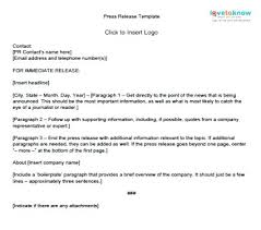Business Press Release Template Press Release Quote Format Naveshop Co