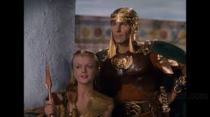 Image result for images from the 1949 movie samson and delilah
