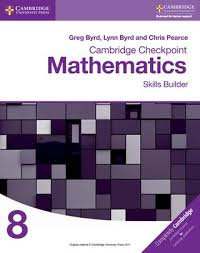 Preview Cambridge Checkpoint Mathematics Skills Builder 8 By