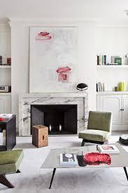 a french approach to minimalism art deco fireplacestone fireplace mantelfireplace