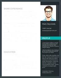 Free Resume Templates For Word Modern Free Resume Word Template Resume Free Resume Templates Word Format