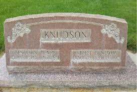 Benjamin Henry Knudson (1894 - 1981) - Genealogy