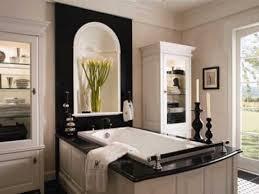 Black And White Bathroom Decor Black And White Bathroom Decor Ideas White Black Colors Soaking