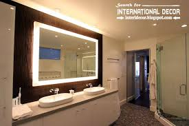 lighting in bathrooms. modern bathroom lighting in bathrooms