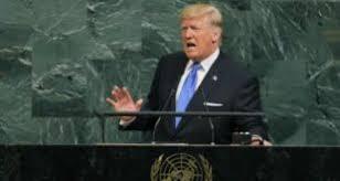 Image result for ترامپ ایران را ناقض حقوقبشر خواند