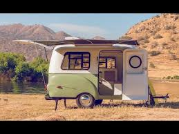 coolest lightweight travel trailer