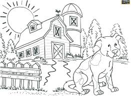 Farm Coloring Sheet Printable Ant Farm Colouring Pages Coloring
