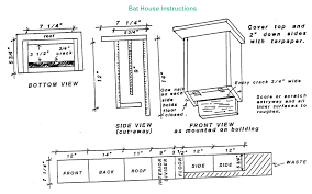build your own bat house plans with how to build bat houses plans build a bat house boys life