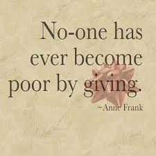 Quotes On Giving Awesome Quotes About Giving To Poor 48 Quotes