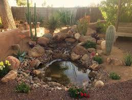 Small Picture Designing desert water gardens ideas for desert landscaping
