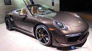 porsche 911 turbo s interior. 2017 porsche 911 turbo s exclusive edition exterior and interior walkaround 2016 la auto show r