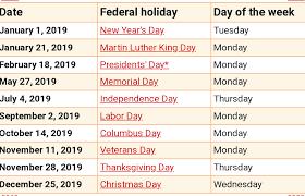 fiscal year 2019 dates us fiscal year 2019 calendar creativeinfotech info