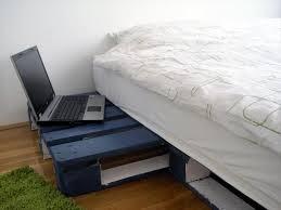 wood pallet bed frame for sale laptop shelf white sheets