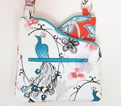 7 Crossbody Bag Patterns to Sew & Serger Pepper 4 Craftsy - Crossbody Bag Patterns - Zippered Adamdwight.com
