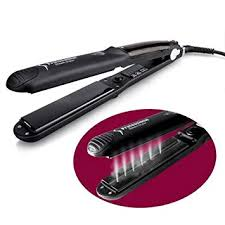 Professional Salon Steam Hair Straightener ... - Amazon.com