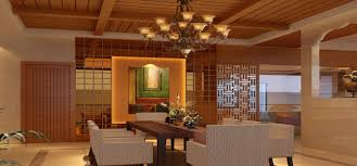 Wooden Ceilings 3d design of wooden walls and ceilings thai dining download 3d house 7991 by guidejewelry.us