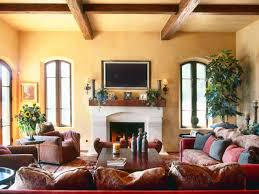 Tuscan Style Decorating Living Room Tuscan Style Living Room Furniture Elegant Glass Door In The