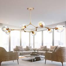 modern ceiling lights lobby gold led chandelier kitchen large pendant lighting for