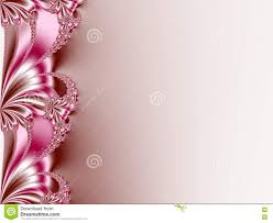 Fancy Designs For Cards Fancy Border Fractal In Pink Brown And White Resembling