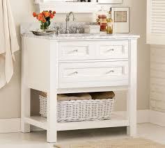 White Single Sink Bathroom Vanities Inspiration 24335 Design