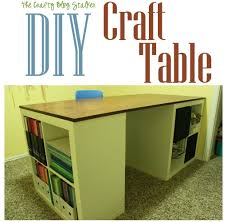 ... Large-size of Deluxe Home Remodel Ideaswith Craft Desk Ikea Craft Table  Plus Storage Diy ...
