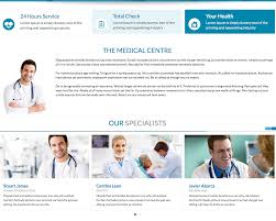 Joomla Health Care Template For Vik Appointments Websites