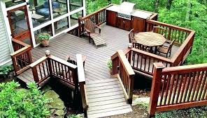 cost to build a deck cost to build a deck how cost to build deck average