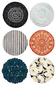 circular rug best images about 1 2 e on indoor outdoor rugs round rug ikea canada
