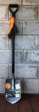 Обзор от покупателя на <b>Лопата FISKARS</b> штыковая <b>лопата</b> + ...