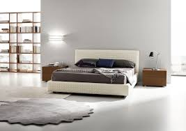 Luxury Bedroom Furniture Brands Lacquered Made In Spain Wood High End Platform Bed Jacksonville