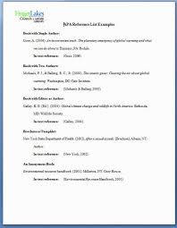 Reference List Template Word Personal Resume Sheet Example