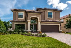 Brown Exterior House Colors