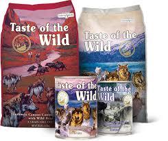 Taste Of The Wild High Prairie Puppy Formula Grain Free Dry Dog Food 5 Lb Bag