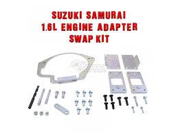 samurai 1 6l engine swap adapter kit seu 16sk seu 16sk hdmm suzuki samurai 1 6l engine swap adapter kit seu 16sk seu 16sk hdmm