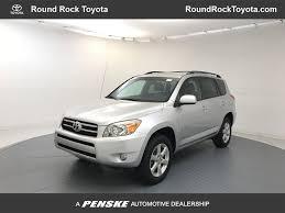 2008 Used Toyota RAV4 Limited at Round Rock Toyota Serving Austin ...