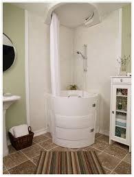 Bathtub Ideas : Astonishing Cream Cool Bathroom Creative Ideas Japanese  Soaking Tubs For Small With Cozy Square Soaking Tub For Small Bathroom Next  ...