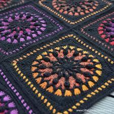 Square Crochet Pattern Unique Decoration