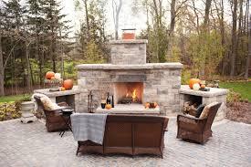 outdoor fireplace ideas to gallant backyard fireplace kits