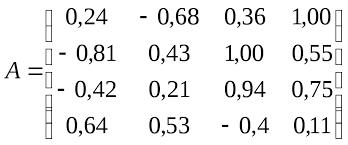 """Отчет по учебной практике  данная матрица """"matrix"""" на экране"""