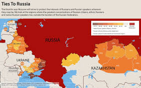 countries with large russian populations business insider Russia And Europe Map russian minority map russia and europe map quiz