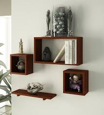 small wooden wall shelves best decor things