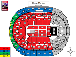 Shawn Mendes Seating Chart Sean Mendes Announces 2019 World Tour
