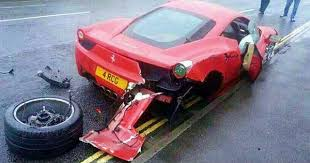 The Most Spectacular Luxury Supercar Fails Muscle Cars Zone