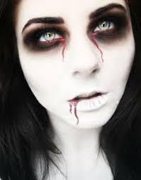 dead bride costume makeup idea 236 300