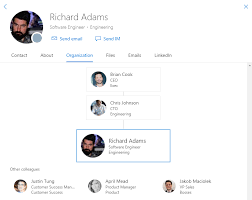 Delve Organization Chart Get The Most Out Of Your Organizational Charts In Office 365