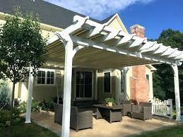pergola retractable canopy home depot diy awning